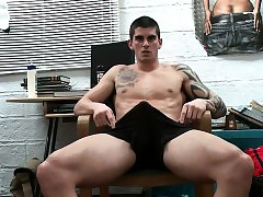 Astounding muscled to an adding..