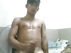 hot asian alms-man