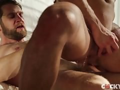 Colby Keller Fucks Bearer Dane