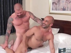 10 x 6 Rocco Steele with the..