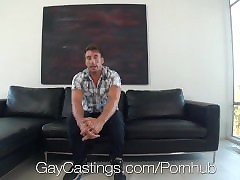 HD GayCastings - Cute with an..