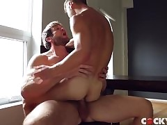 Colby Keller coupled with Allen..