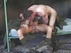 Hot Military Guys Bonking..