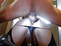 Suzy Old bag - Creampie Queen!