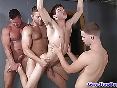Dungeon orgy billy thither..