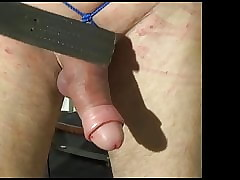 Pain self whipping-torture..