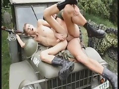 hot czech soldiers twink fucked..