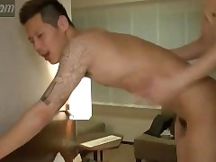 Asian challenge gets fucked..